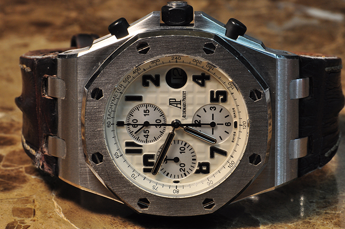 ap royal oak offshore safari replica